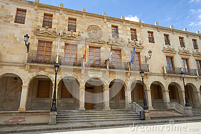Soria City Council, Castilla Leon, Spain