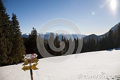 Sorica mountain