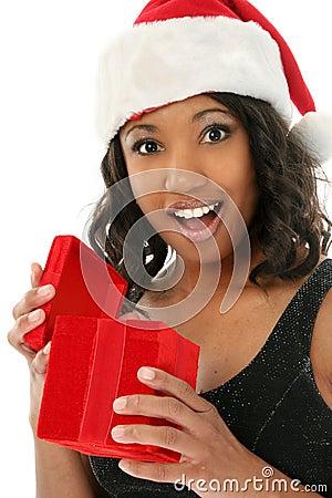 Sorpresa de la Navidad