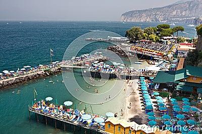 Sorrento beaches