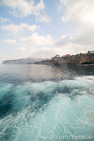 Sorrento coast.