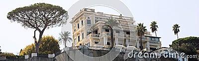 Sorrento Harbour Landmark Panorama