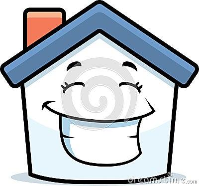 Sorriso da casa