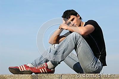 Sorrowful Teenager