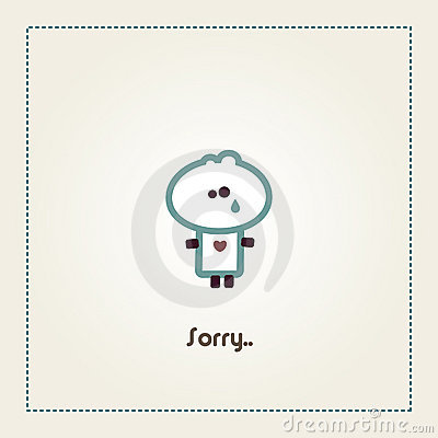 Sorry - Tiny Dude