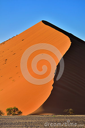 Free Sossusvlei, Namib Naukluft National Park, Namibia Stock Photos - 66466933