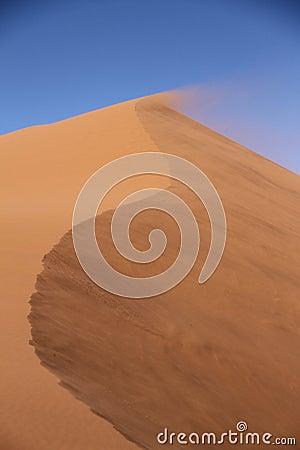 Free Sossusvlei Sand Dune Stock Photo - 32236450