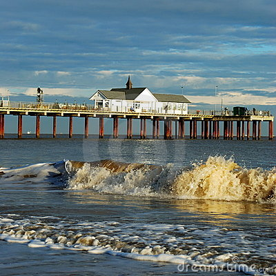 Sothwold Pier