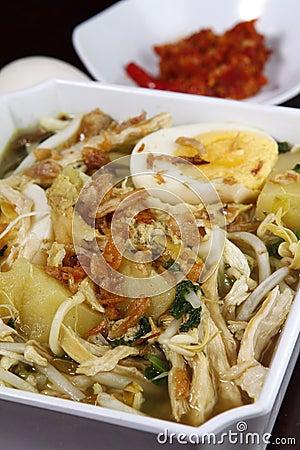 Soto Indonesian Cuisine