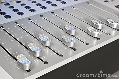 Sound board - mixer