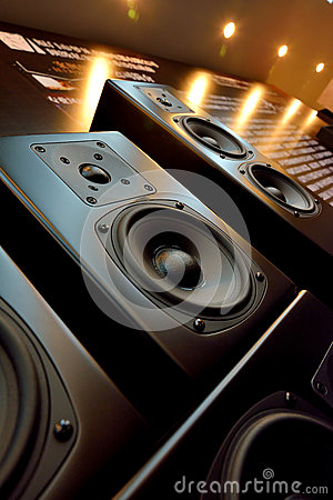 Free Sound Box And Acoustics Equipment Stock Image - 35783231