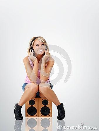 Free Sound Concept Royalty Free Stock Photo - 22161165