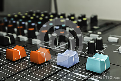 Sound control board