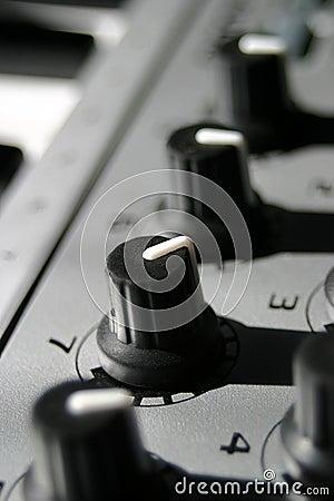 Sound Control Knobs
