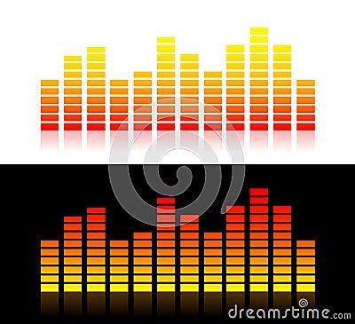 Sound graphs (Orange variant)