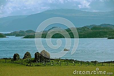 Sound of Iona, Scotland