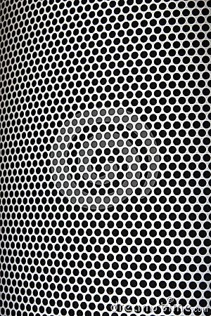 Sound reflexion filter
