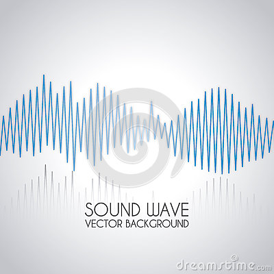 Free Sound Wave Stock Photography - 31460332