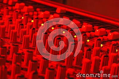 Soundboard LED s