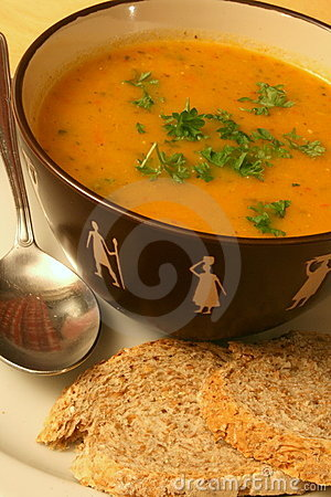 Free Soup Delight Stock Images - 4217344