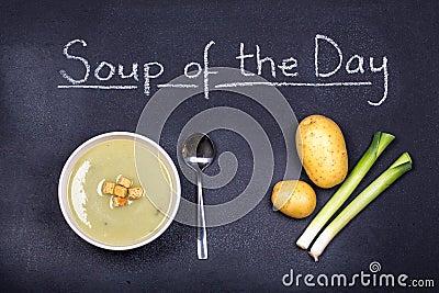 Soupe du jour