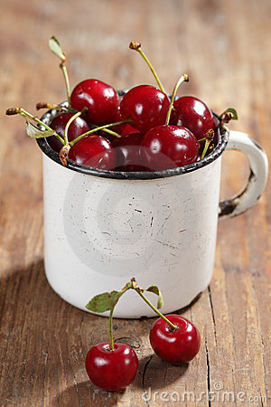 Free Sour Cherry Stock Photos - 15938493