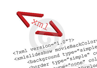 Source code xml - vector