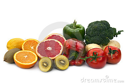 Sources de nourriture de vitamine C