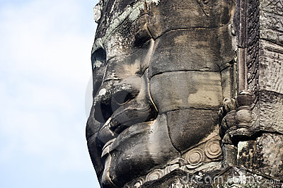 Sourire de Khmer
