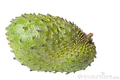 Soursop Close-Up