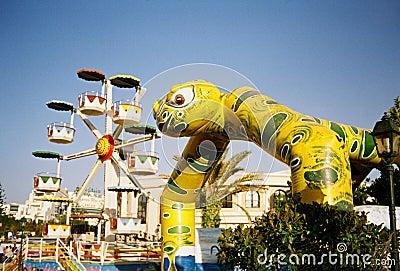 Sousse, Tunisia. Hannibal park