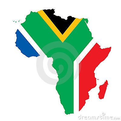 South Africa  concept