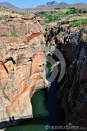 Free South Africa, East, Mpumalanga Province, Bourke`s Luck Potholes, Blyde River Canyon, Nature Reserve Stock Photo - 80087010