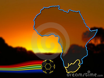 South Africa Football 2010