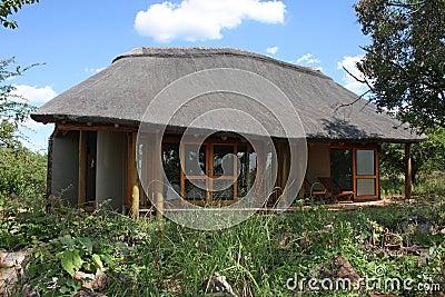 South Africa Hut