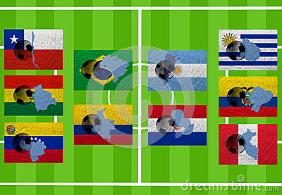 South american football