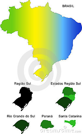 South Brazilian region
