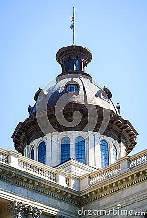 Free South Carolina State House Stock Photography - 68633512
