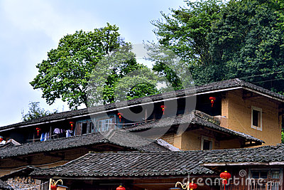 South of China, traditional residence