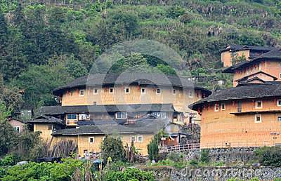 South Chinese traditional residence, Earth Castle
