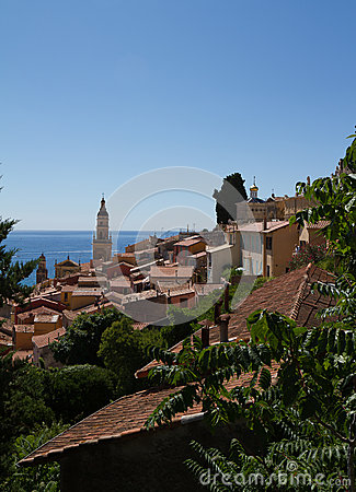 South of France = Menton