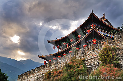 South Gate, Dali Ancient City, Yunnan