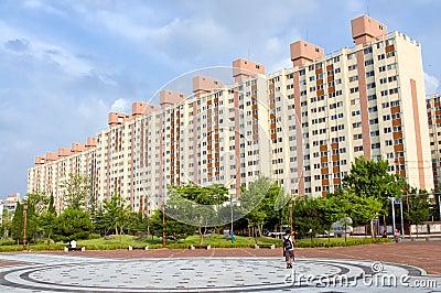 South Korean architecture