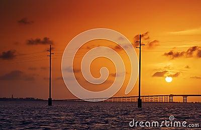 South Padre Island, sunset