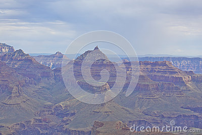 South Rim Grand Canyon Scenic