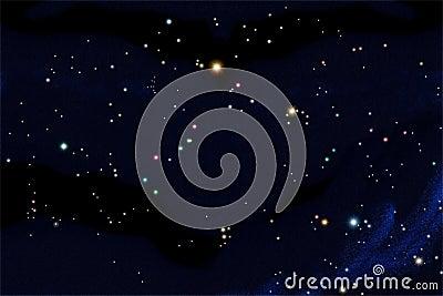South sky star chart