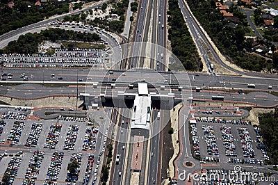 South Street and Kwinana Freeway