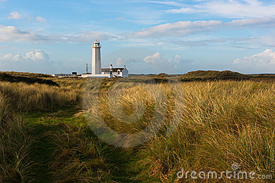 South Walney Lighthouse