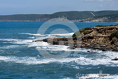 South Western Sardinia coastline