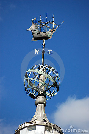 Southampton Harbour weathervane